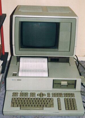 HP 9000 Series 520